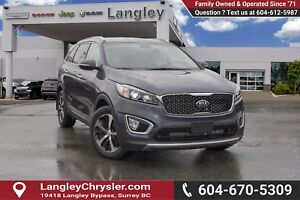 2018 Kia Sorento 2.0L EX <b> *LOCAL *NO ACCIDENTS *SINGLE OWNER