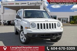 2014 Jeep Patriot Sport/North *4x4* *SPORT* *A/C*