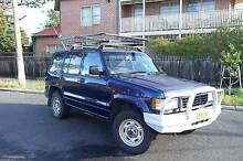 1997 Holden Jackaroo Wagon 4WD Glen Huntly Glen Eira Area Preview
