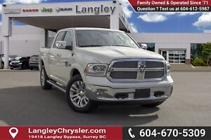 2016 RAM 1500 Longhorn <B>*NO ACCIDENTS *SINGLE OWNER<B>