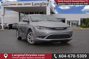 2015 Chrysler 200 Limited *BASIC LIMITED* *POWER DRIVERS SEAT...