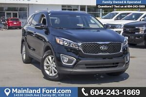 2018 Kia Sorento 2.4L LX *ACCIDENT FREE*