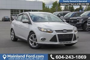 2013 Ford Focus Titanium *ACCIDENT FREE* *LOCALLY DRIVEN*