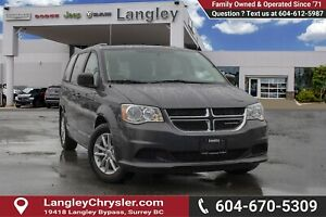 2017 Dodge Grand Caravan CVP/SXT *SXT PLUS* *DVD*