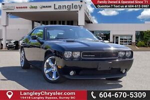 2011 Dodge Challenger R/T <B>*LOCAL *SINGLE OWNER<B>