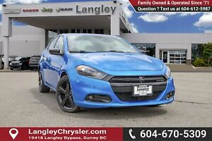 2015 Dodge Dart SXT *BLACK TOP PACKAGE* *RALLEY APPEARANCE GR...