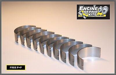 Ford 1.8D/TD/TDDI/TDCI Main Crankshaft Bearing Set STD