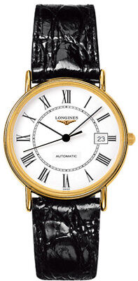 L4.744.6.11.2 | LONGINES PRESENCE | BRAND NEW & AUTHENTIC 33MM WOMENS WATCH