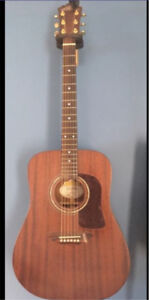 Washburn acoustic trade for game console