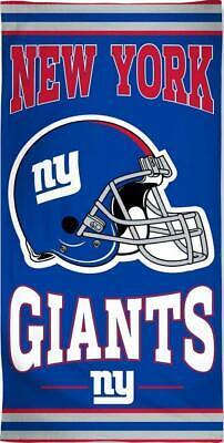 New York Giants,NFL Football Strandtuch,Badetuch Beach Towel,Helm Design