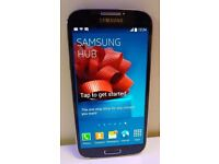 **SAMSUNG GALAXY S4 MOBILE PHONE UNLOCKED SIM FREE ANY NETWORK SMARTPHONE GT-I9505 MINT CONDITION**