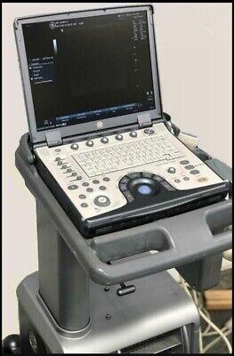 2006 Ge Logiq E Portable Ultrasound Machine With Probes