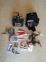 High-End FPV Custom Race Drone Quadcopter Kit RTF Belrose Warringah Area Preview