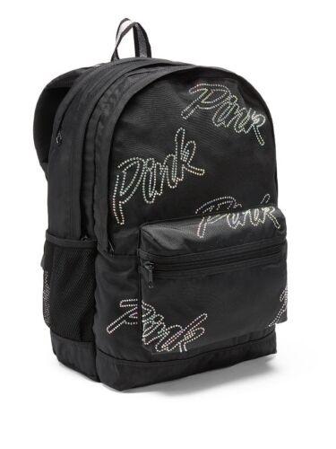 Victoria's Secret PINK Bling Campus Backpack - VS School Boo