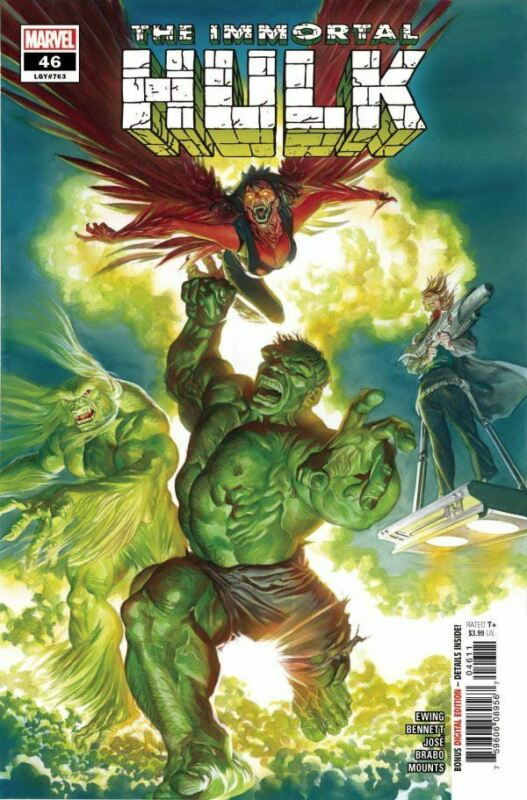 The Immortal Hulk #46