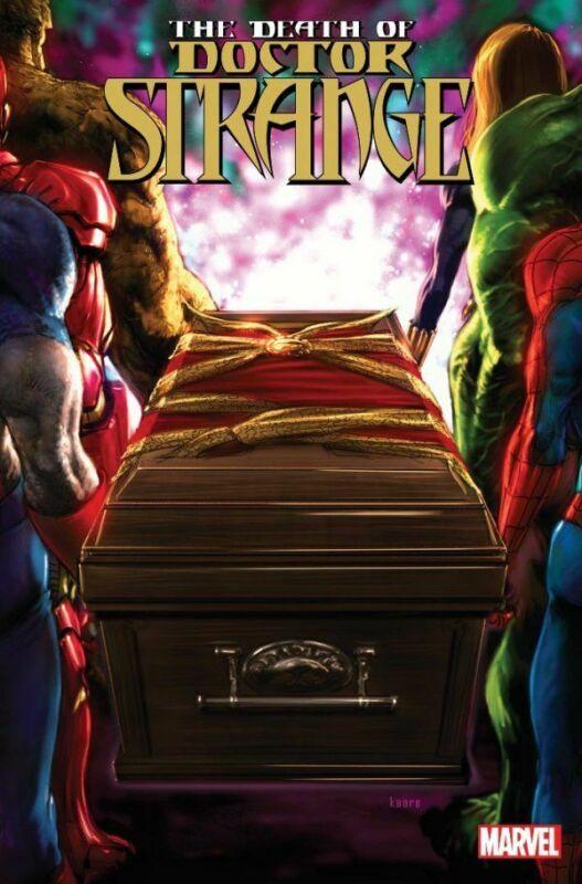 DEATH OF DOCTOR STRANGE #2 : Marvel : NM : 2021 : Choose your variant **