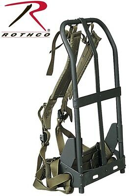 Rothco ALICE Pack Aluminum Frame & Attachments Fits GI LC-1 & LC-2 Packs 2255