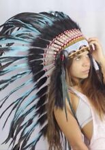 Indian headdress party costume Labrador Gold Coast City Preview