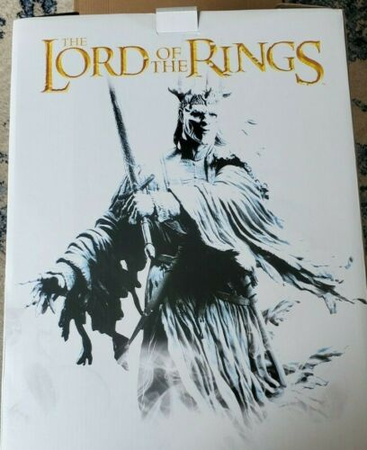 LOTR Sideshow Polystone Twilight Witchking Lord of the Rings