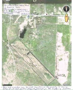 41 acres lot, reduced price.