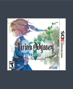 Looking to buy or trade for Etrian odyssey untold