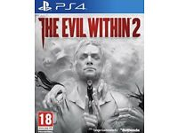 Brand new and sealed evil within 2