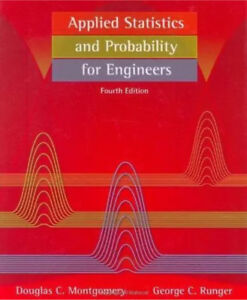 Applied statistics and probability for engineers 4th edition