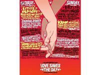 LSTD A Pair of Love Saves the Day( Saturday ) tickets