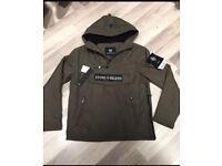 Stone islan coat/jacket