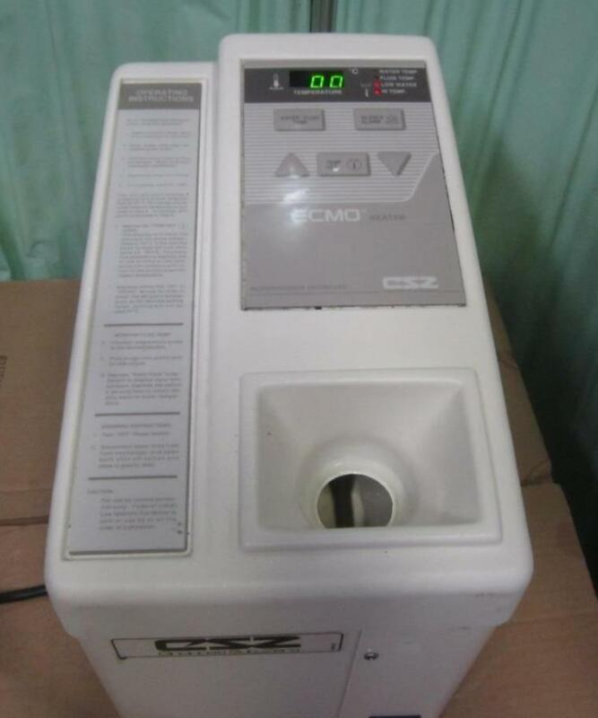 CSZ Cincinnati Sub-Zero ECMO Water Therapy Pump   GUARANTEED HEAT COOL