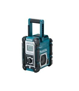 Makita Baustellenradio DMR108 7,2-18 V Nachf.DMR 106 Bluetooth + USB + AUX NEU