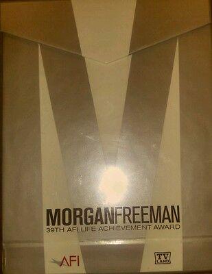 Morgan Freeman Afi Tv Land Life Achievement Collection Box Dvd Set Fr Shpg