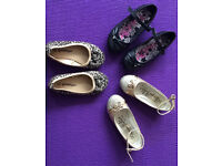 Girls dolly shoes