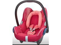 Maxi cost cabriofix car seat