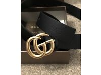 Gucci belt large GG style brand new with all packaging
