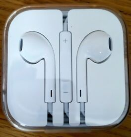 NEW Genuine Earphone EarPod Headphones for Apple iPhone