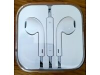 NEW Earphone EarPod Headphones for Apple iPhone Genuine