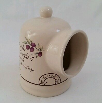 ❀ڿڰۣ❀  SALT PIG By VINTAGE TOULOUSE Exclusively For JULIAN GRAVES ❀ڿڰۣ❀ SALE
