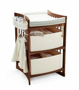 Stokke Care Change Table Walnut - $300