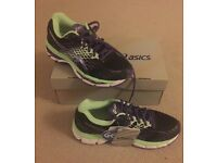 ASICS gel Nimbus running trainers New in Box tags 5 UK 38