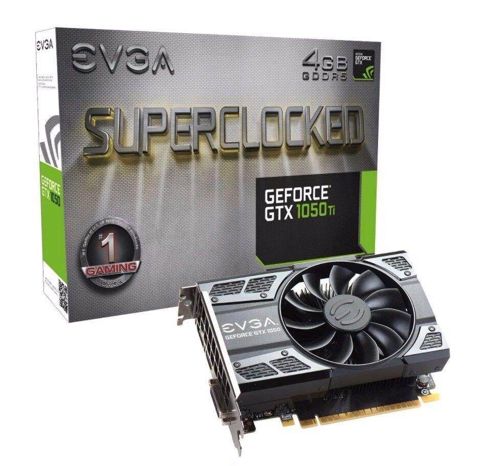 nVidia GTX 1050TI GPU