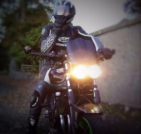 Great Christmas Gift - Custom Isle of Man TT Motorbike – Yamaha Fazer Fz6 - £1400+ Custom Parts
