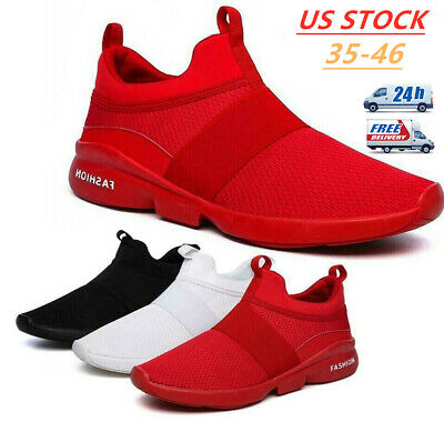 Men's Sneakers Casual Lightweight Walking Tennis Athletic Running Shoes US 12