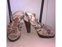 5 pairs of NEW unworn women's shoes