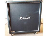 Marshall 1960 Lead 4x12 cabinet (300 watt)