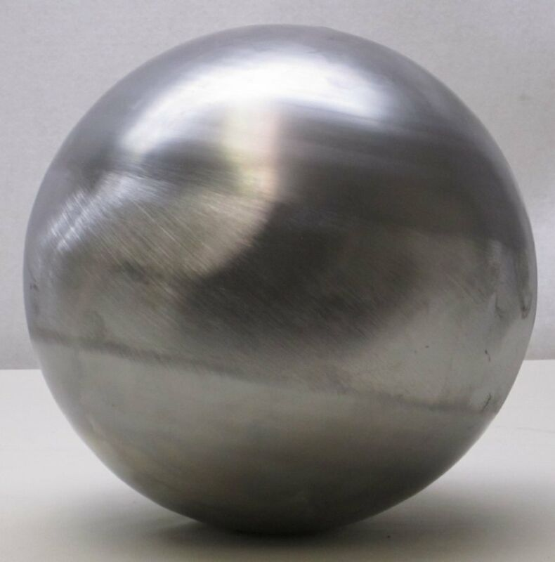 "STEEL HOLLOW BALL - TEN INCH - 10"" - 1 PER ORDER"