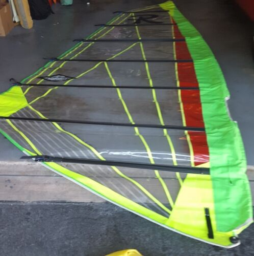 5.7 Rushwind Windsurf Race Sail Used 2x