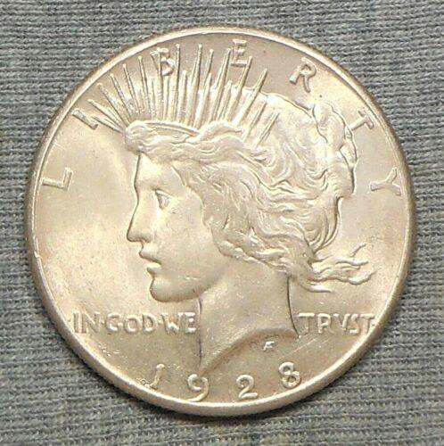 Nice 1928 Peace Silver Dollar