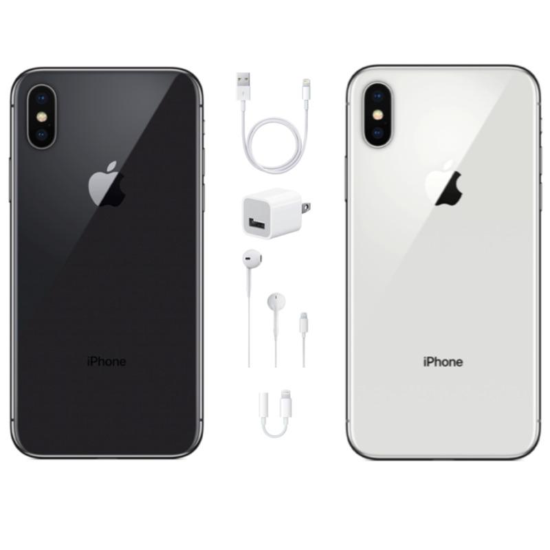 Apple iPhone X 256GB - GSM  Unlocked - USA Model - Apple Warranty - BRAND NEW!