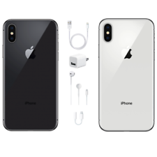 Apple iPhone X 64GB -  Unlocked -USA Model -Apple Warranty -Brand New!